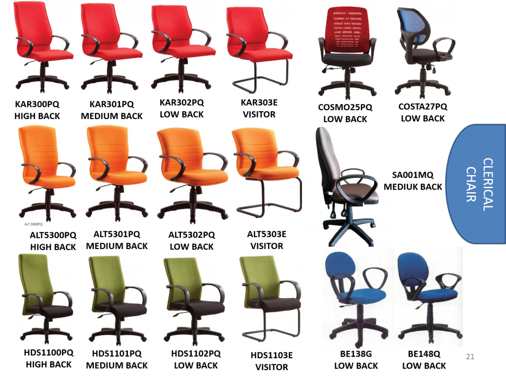 ergonomic office chair malaysia