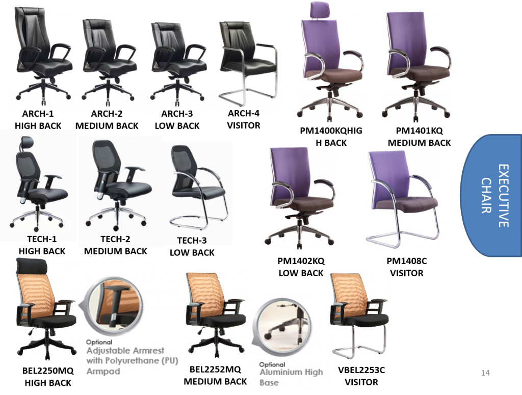 best office chair malaysia 2