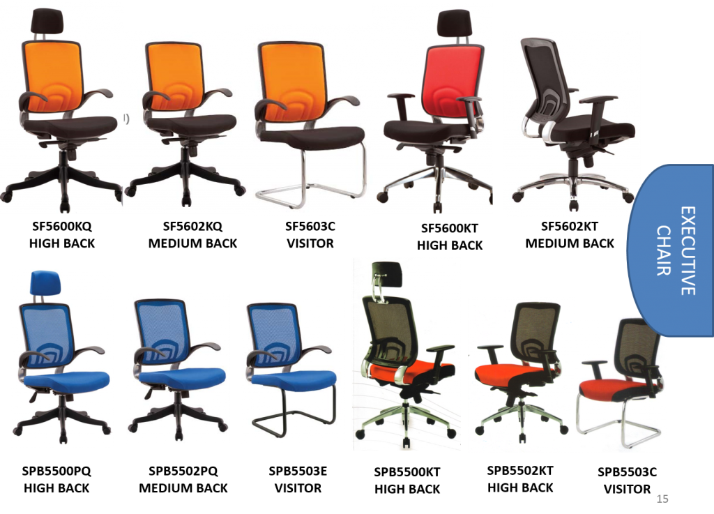 best office chair malaysia 3