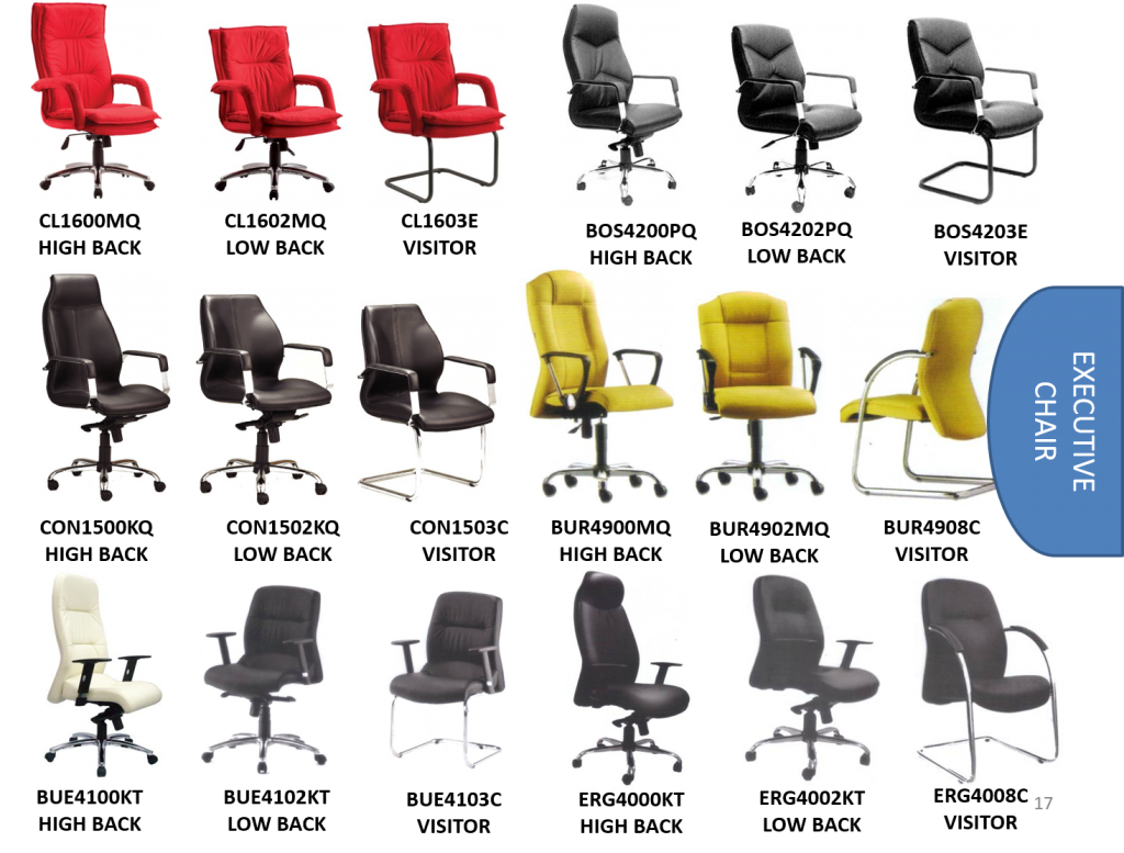 best office chair malaysia 5