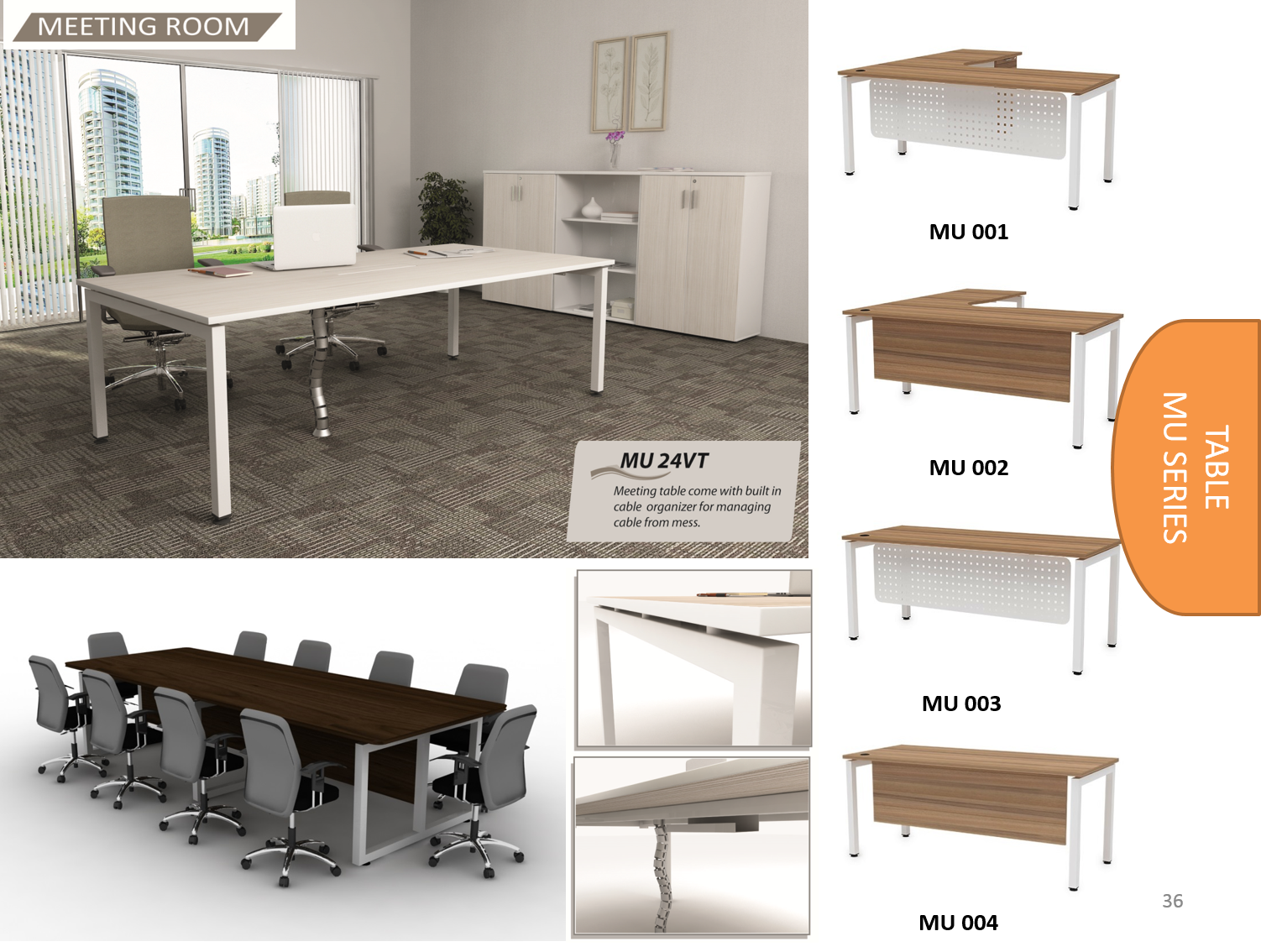 Office Table Design Malaysia | EtrendFurniture comEtrend