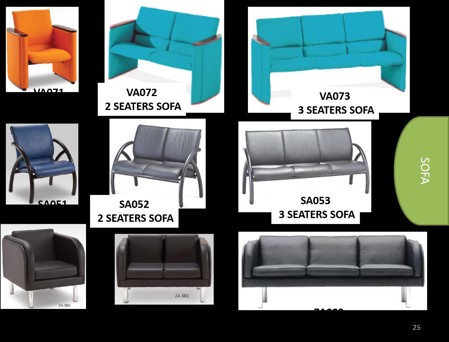 Office Sofa Furniture Malaysia Etrendfurniture Cometrend Office