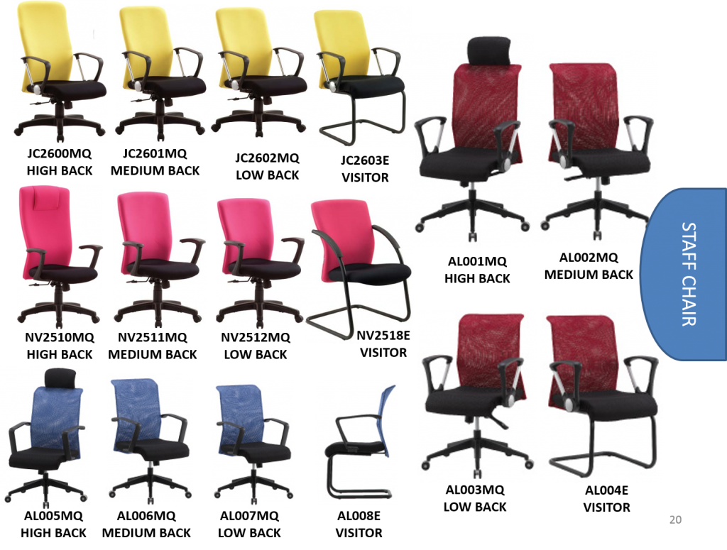 office staff chair malaysia 3